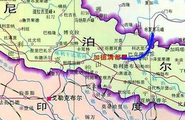 中国提议建设尼泊尔-西藏跨境输电线路