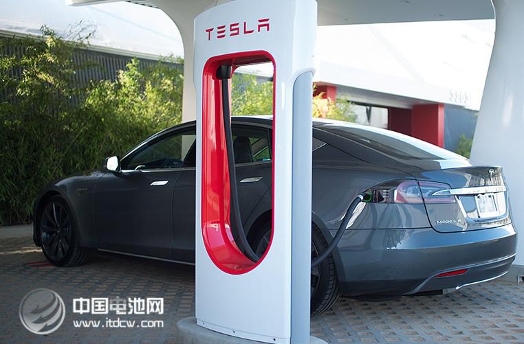 腾讯加盟助特斯拉创新高 新能源汽车板块起升势