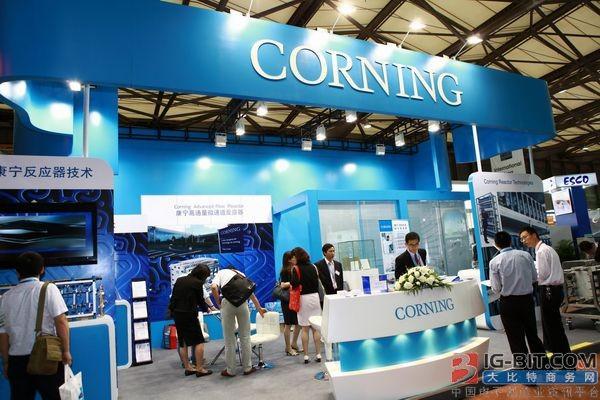 康宁发布一季度财报光纤业务收入8.18亿美元